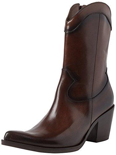 Cowboy Boots Enea Ebano Donna Piu 002 Brown Women's 7SqBqtgw