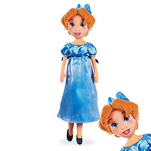 Officiel Disney Peter Pan - Wendy Soft Peluche 48cm