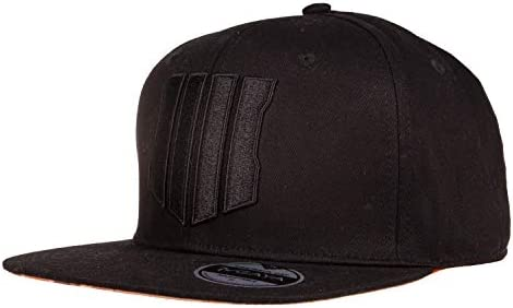 Call of Duty: Black Ops 4 Gorra Patch Negra: Amazon.es: Videojuegos