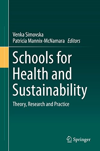 Schools for Health and Sustainability: Theory, Research and Practice Pdf