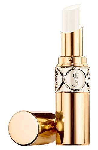 (Yves Saint Laurent Rouge Volupte Shine Oil-in-Stick Lipstick - Baume Midi Minuit)