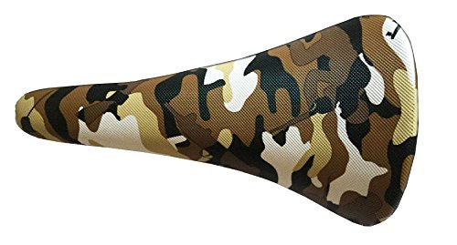 JAPAN Graphics camouflage Army Bike Bicycle saddle import japan fixed gear Road Bike Track Seat
