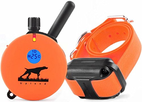 Educator UL-1200 Upland Hunting 1 Mile E-Collar Remote Dog Training Collar With Vibration and Tapping ()