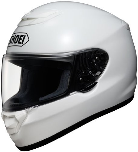 Shoei Qwest White SIZE:XLG Full Face Motorcycle Helmet