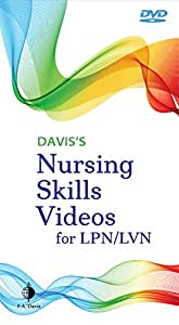 Davis's Nursing Skills Videos for LPN/LVN DVD