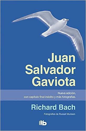 Juan Salvador Gaviota: Nueva edición B DE BOLSILLO: Amazon ...