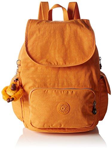 Kipling City Pack S - Mochila Mujer Sunset Yellow