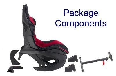 Admirable Precise Racing Chair Blue Ak 200 Rocker Video Game Machost Co Dining Chair Design Ideas Machostcouk