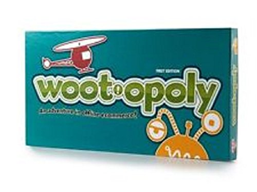Woot Opoly Board Game  An Adventure In Offline E Commerce