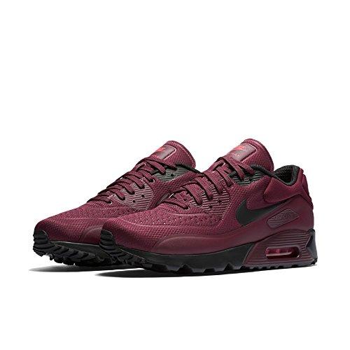 Nike Mens Air Max 90 Ultra SE Night Maroon/Black 845039-600 (15 US D(M))