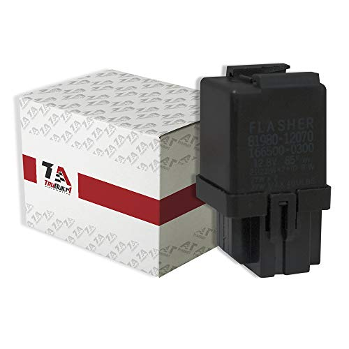 T1A 81980-12070 Toyota Lexus Turn Signal Flasher Assembly Relay