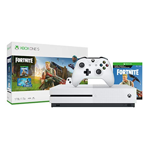 Xbox One S 1TB Console - Fortnite Bundle (Discontinued) from Microsoft