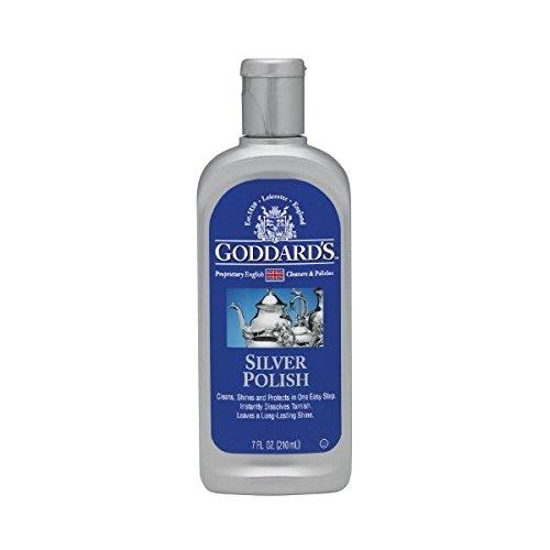 Ace Liquid - Goddard's Silver Polish Liquid, 7-oz Tarnish Remover