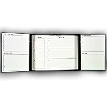 Amazon.com : Synrgy Dry Erase Goals Board - Lightweight
