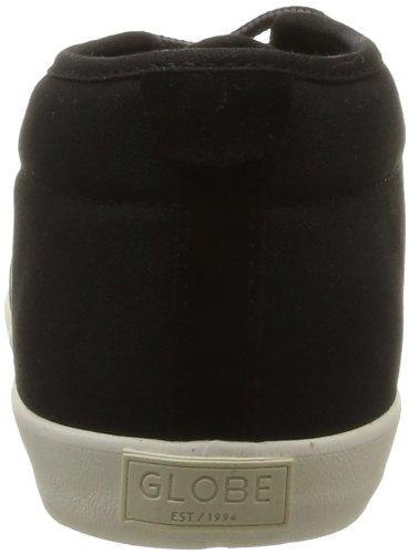 Nero Da noir Unisex Cardianal Ginnastica Alte Scarpe Globe 10001 xgvYwAqx