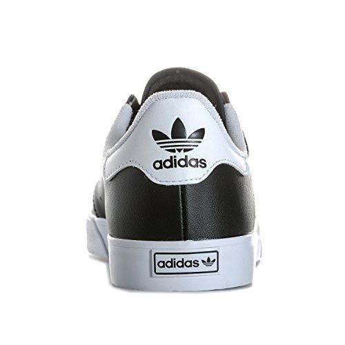Adidas Seeley Herren Sportschuhe Court, Schwarz–�?negbas/Ftwbla/Ftwbla) 391/3
