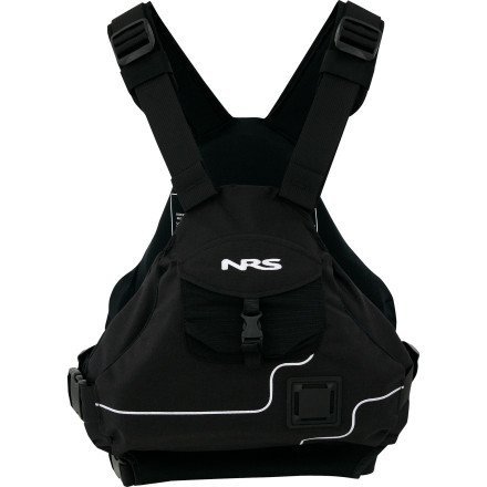 NRS Ninja PFD Black XXL by Northwest River Supplies, Outdoor Stuffs