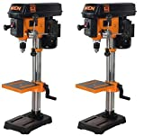 10-Inch Drill Press - WEN 4212 10-Inch Variable Speed Drill Press (2-(Pack))
