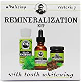 Remineralization Kit with Tooth Whitening Toothpaste Polish (1 Kit)