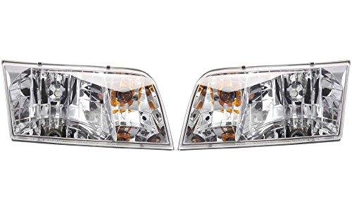 Evan Fischer EVA13572054839 Headlight Composite Passenger