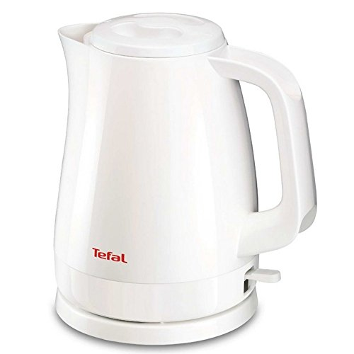 photo Wallpaper of Tefal-TEFAL Electric Kettle KO1501 1.5 Litre White-White