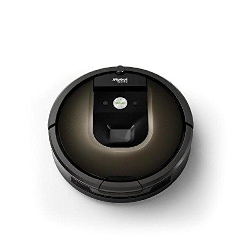 iROBOTロボットクリーナールンバ980ダスクR980060