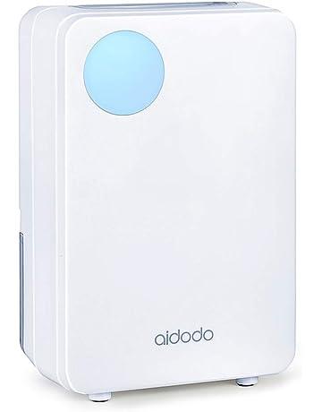 Aidodo Deshumidificador electrico Portátil 800ml Mini silencioso Deshumidificadores de Aire Compacto Inteligente Perfecto para Hogar Salón
