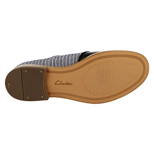 Femme Bleu Toledo Clarks Zyris Ville Taille 39 Chaussures 5xq6XP