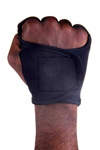 G-360 Men's Best Grip Workout Crossfit Bodybuilding Weightlifting Pull-ups Deadlifts Gloves | All-Terrain Army Camo, Black Lava, Digital Camouflage, Azure Blue, Red Crimson (Black Lava, (All Terrain Digital Camo)