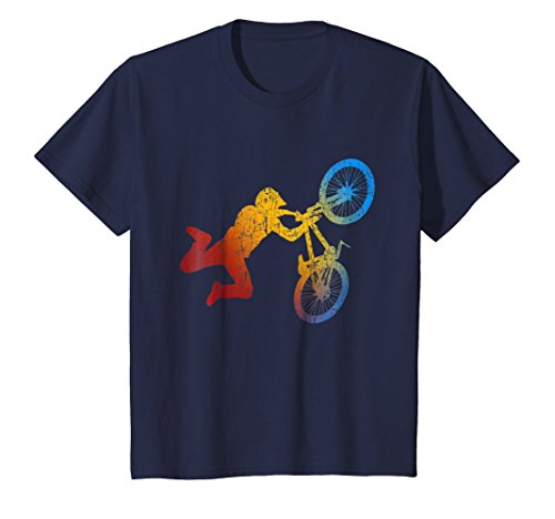 Kids Born To Bmx Cool Rider Shirt Bike Lover Gifts Freestyle Te 10 (Freestyle Bmx Riders)