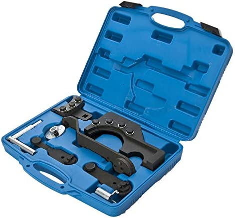 Llctools Motor Einstell Werkzeug Zahnriemen Arretierung Steuerzeiten Kompatibel Mit T5 2 5 4 9d Tdi Touareg Und Phaeton Auto
