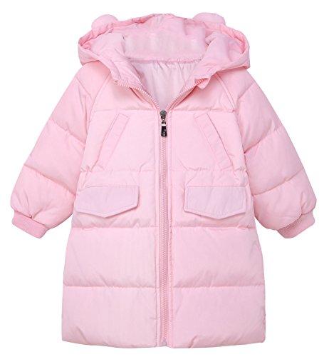 f4f7140a59f8 Jual Happy Cherry Girl Winter Down Coat Windproof Puff Hoodie Jacket ...