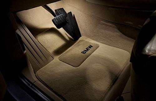 2x ampoules /à led /éclairage de voiture lampes de l?habitacle BLANC Pro!Carpentis compatible avec Ibiza 6J jeu d?/éclairage int/érieurs