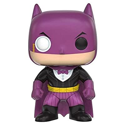 Funko POP Heroes Villains as Batman Penguin Action Figure: Funko Pop! Heroes:: Toys & Games