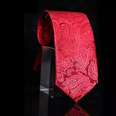 Corbata Moda Corbata de Hombre Corbata de Boda Novio Masculino ...