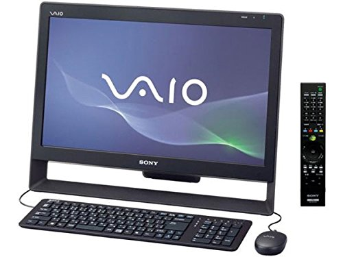 液晶一体型PC SONY VAIO Jシリーズ VPCJ13AFJ Core i5 M480 2.66GHz 4GB 500GBSマルチ