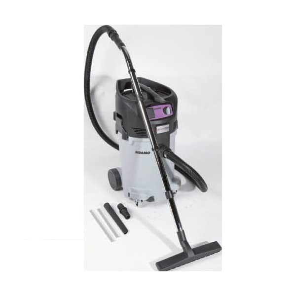 Car Wet/Dry Vacuum Cleaner and Dust Pan Polypropylene XC 50DR-Sidamo-2040501247Litre 230V 1500W