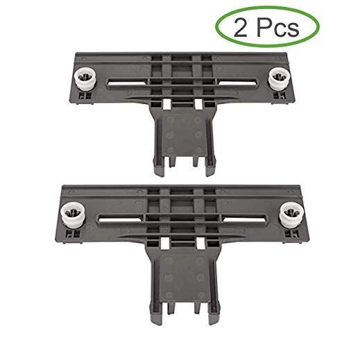 W10350376 Dishwasher Upper Top Rack Adjuster Replacement part for Kenmore Kitchenaid Sears W10712394 AP5272176 PS3497383(Pack of - Kenmore Part