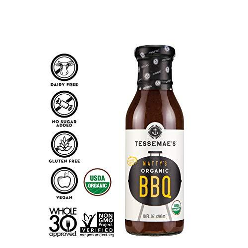 Buy organic barbecue sauce