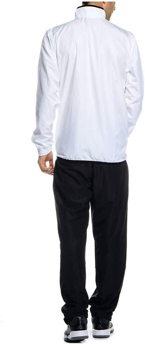 adidas Essentials 3 Stripes – Chándal para hombre blanco 204 ...