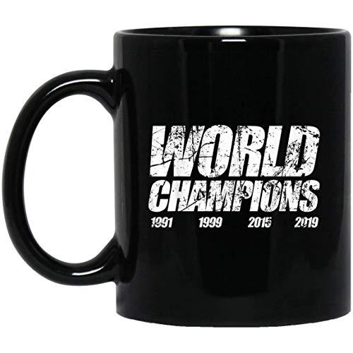 USA Women Soccer World Champions 2019, 4 stars T-Shir (Mug 11oz; Black; 11oz)