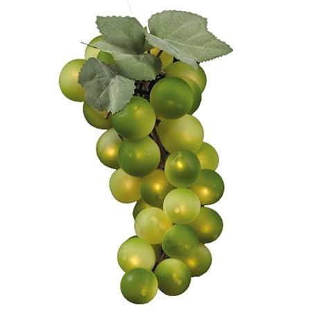 Kurt Adler Giant Green Grape Lights