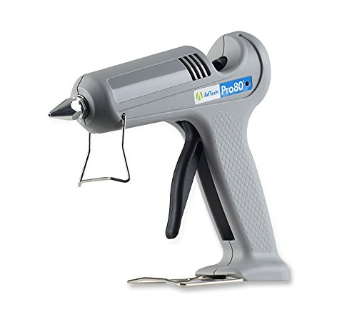 Adhesive Technologies 0114M AdTech Pro 80 Hot Glue Gun for Crafting and Home Improvement | 8X the Power | Bonus Nozzle Tips | Stands Up on Its Own | Item #0114 by Ad-Tech (Image #5)