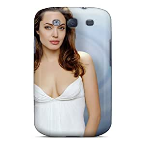New Arrival Premium S3 Case Cover For Galaxy (angelina Jolie American Actress)
