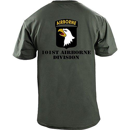 USAMM Airborne Division Veteran T Shirt