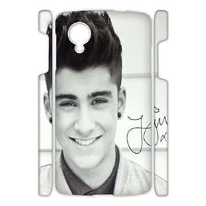 Clzpg 3D Brand Nexus 5 Case - Zayn Malik DIY 3D phone case