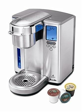 Breville BKC600XL Cafetera gourmet de una sola taza: Amazon.es: Hogar