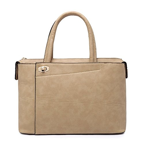 HNYEVE HB1200010C5 Fashion PU Leather Korean Style Women's Handbag,Box Killer - Outlet Online Canada Coach