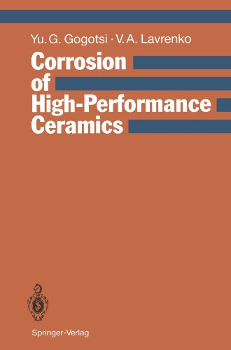 Corrosion of High-Performance Ceramics by Brand: Springer
