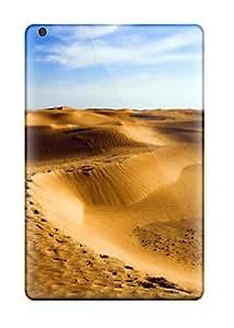 New Design Shatterproof QcXOsNu5623WGjeS Case For Ipad Mini/mini 2 (desert) With Free Screen Protector